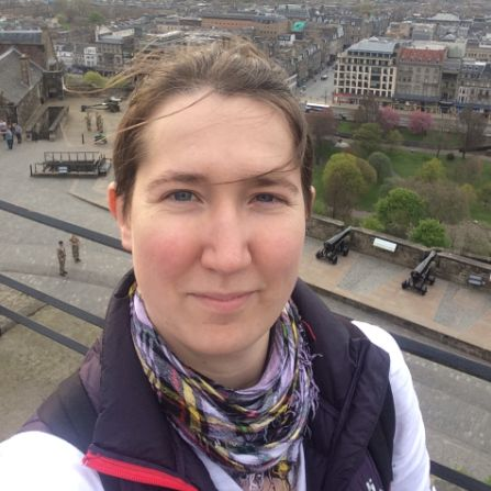 Eszter from Edinburgh Cleaning and Concierge