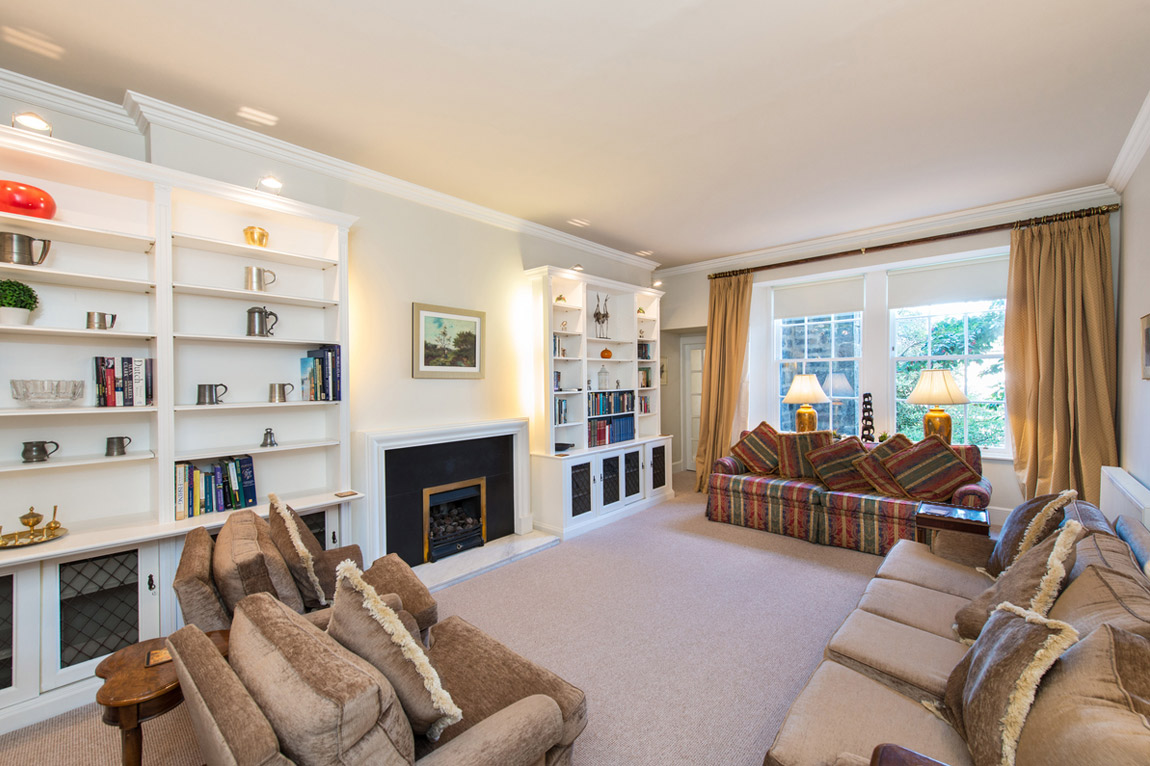 Luxury 5 Bedroom Holiday Let Apartment In Edinburgh